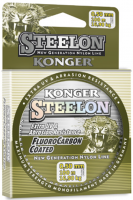 Леска KONGER STEELON FLUOROCARBON COATED 100м.