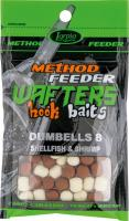 WAFTERS DUMBELLS SHELLFISH & SHRIMP  (МОЛЛЮСК / КРЕВЕТКА) 8x10mm