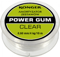 Power Gum Clear KONGER 0,60мм.