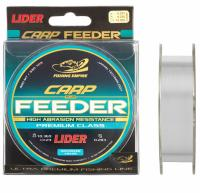 Леска LIDER CARP PLUS FEEDER CLEAR 300м.